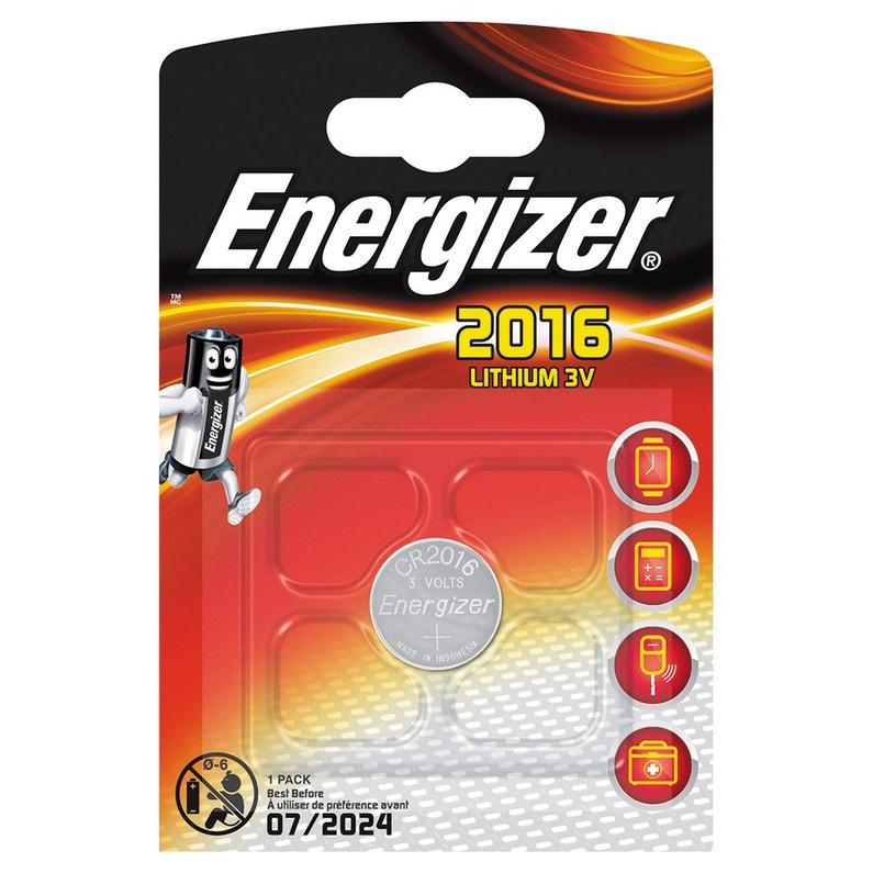 Pile bouton 3V Energizer - Belfort (90)