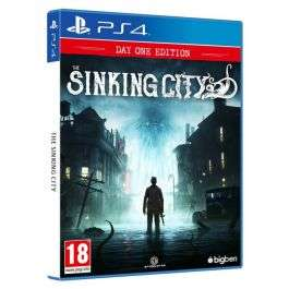 The Sinking City - Day One Edition sur PS4
