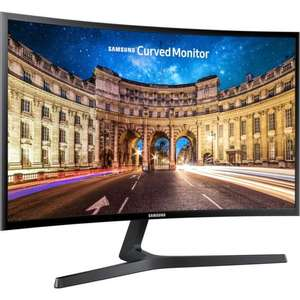 "Ecran PC 24"" Samsung C24F396 - Incurvé, Full HD, 4 ms"