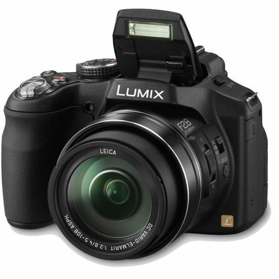 Appareil photo Bridge Panasonic FZ200EF Noir - MOS 12MP Zoom 24x (+ 64€ en 1 bon d'achat)