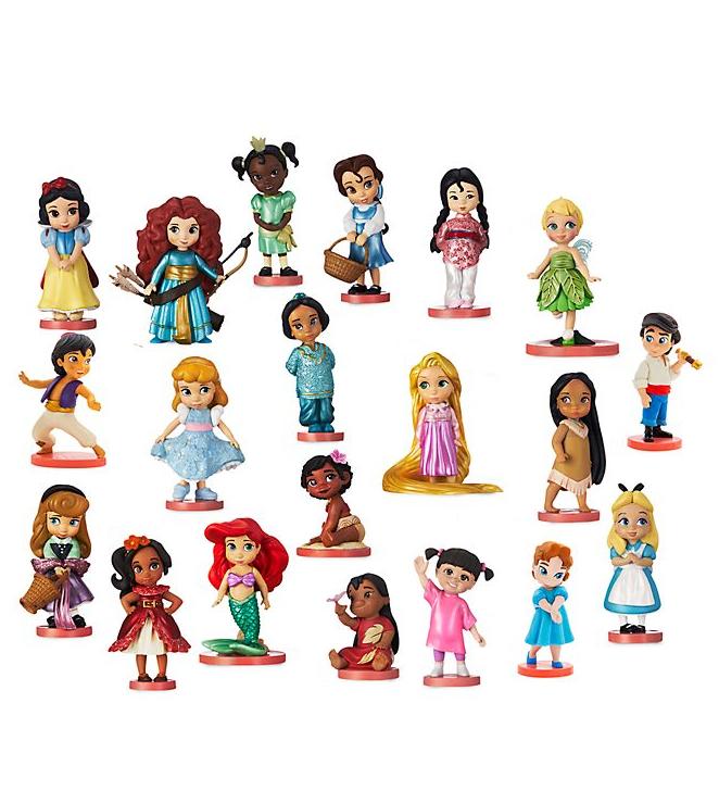 Méga coffret de figurines Animator