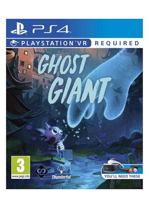 Jeu Ghost Giant PSVR sur PS4