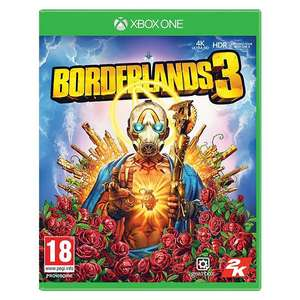 Jeu Borderlands 3 sur Xbox One