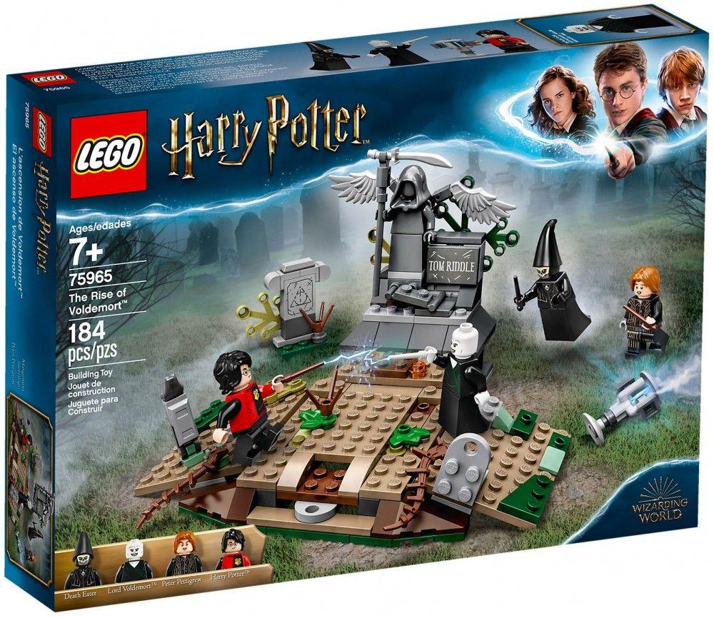 Jeu de construction Lego Harry Potter La Résurrection de Voldemort n°75965 +1.87€ en SuperPoints