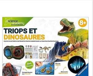 Jeu éducatif Science X Ravensburger Triops & Dinosaures