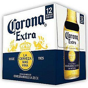 Pack de 12 bières Corona