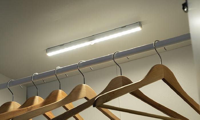 Lampe LED à détection de mouvement