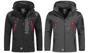 Veste Softshell technique Geographical Norway