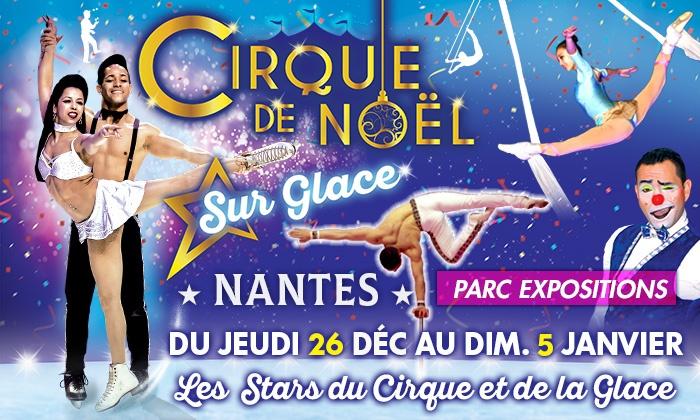 Place en tribune d'honneur pour une représentation du Cirque Medrano