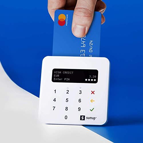Terminal de paiement Sumup - Bluetooth, Compatible Android et iOS