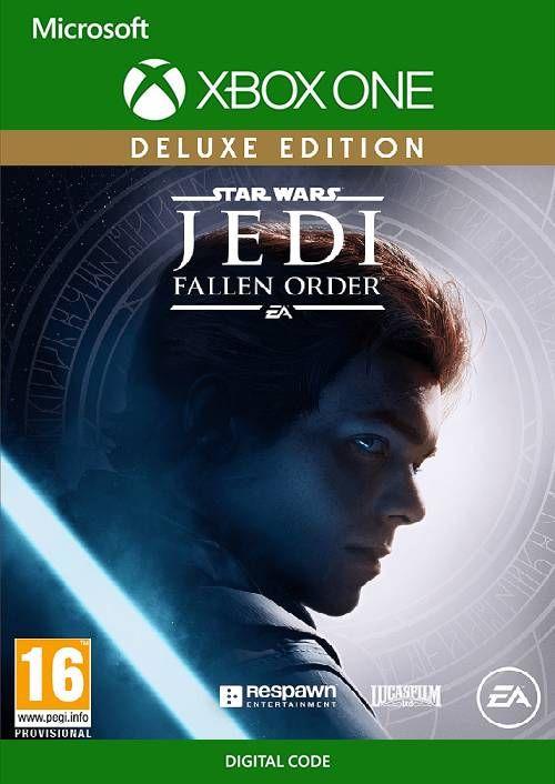 Jeu Star Wars Jedi: Fallen Order sur Xbox One - Deluxe Edition (Dématérialisé)