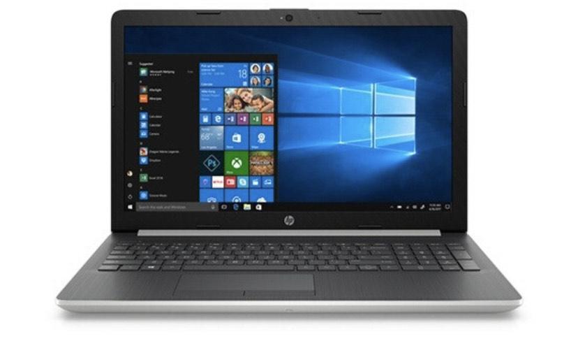 "PC Portable 15,6"" HP 5AV08EA - Ryzen 5 3500U, 8 Go de Ram, 256 Go SSD"