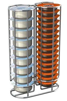 Porte capsules TAVOLA SWISS TASSIMO