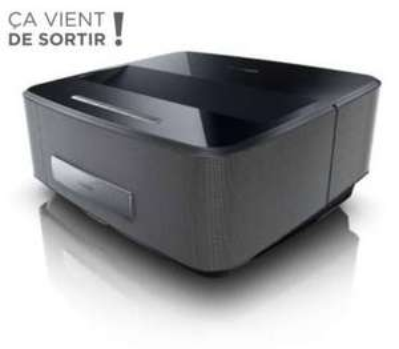 Vidéoprojecteur home cinéma Philips HDP1690TV Screeneo - Focale ultra-courte (ODR de 200€)