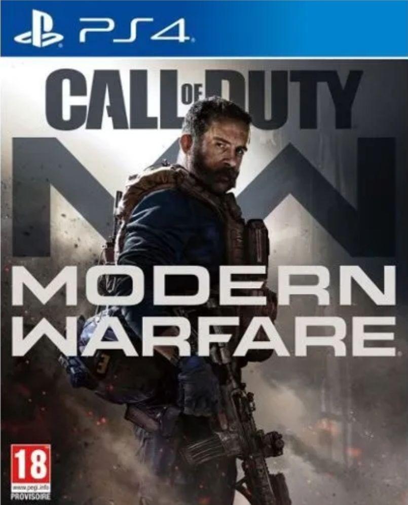 Call Of Duty Modern Warfare sur PS4 + 3,50€ en Super Points