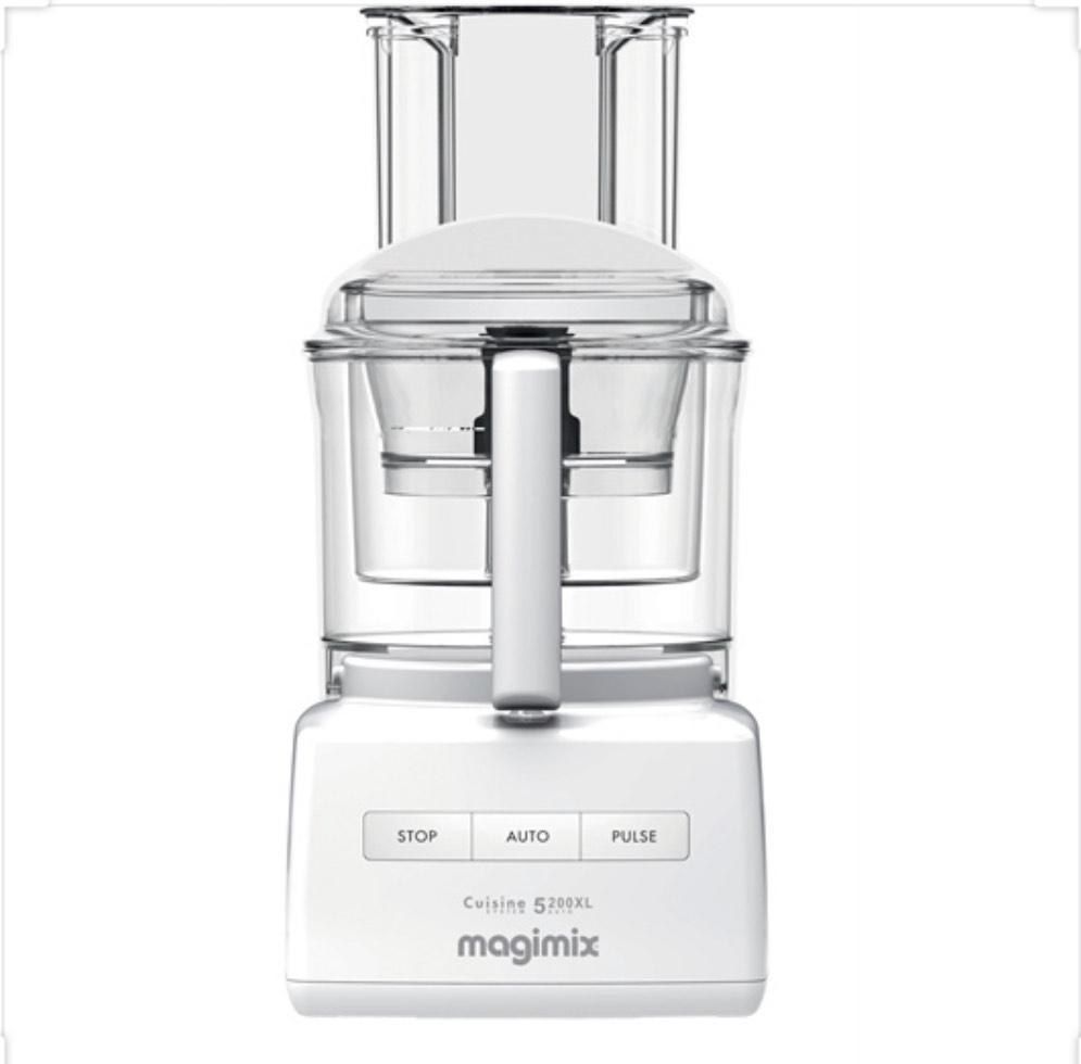 Robot multifonction Magimix CS 5200 XL Premium + 150€ de cadeaux