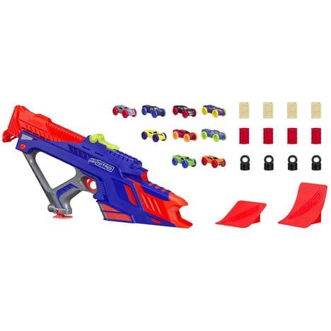 Jouet Hasbro Pistolet Nerf Nitro Motofurry
