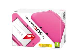 Console Nintendo 3DS XL - Rose