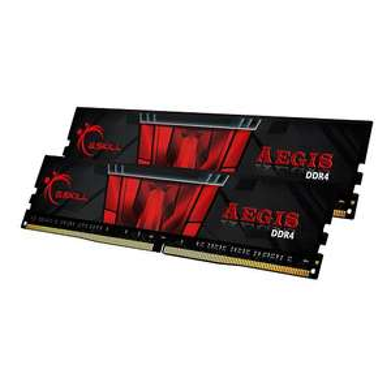 Kit mémoire RAM G.Skill Aegis DDR4 16 Go - 3200 MHz, CAS 16