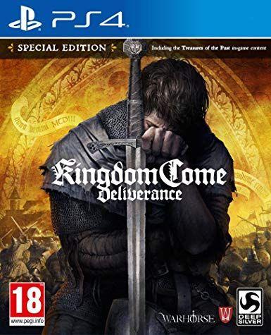 [Appli] Kingdom Come Deliverance : Edition Spéciale sur PS4 (Via retrait en magasin) - Pau, Auxerre (64, 89)