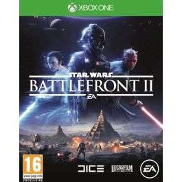 Star Wars Battlefront 2 sur Xbox One