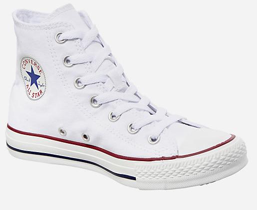 Chaussures en toile Converse Chuck Taylor All Star Classic High pour Femmes