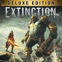 Extinction: Deluxe Edition sur PS4 (Dématérialisé)