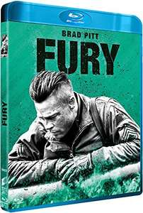Blu-Ray + Copie Digitale Fury