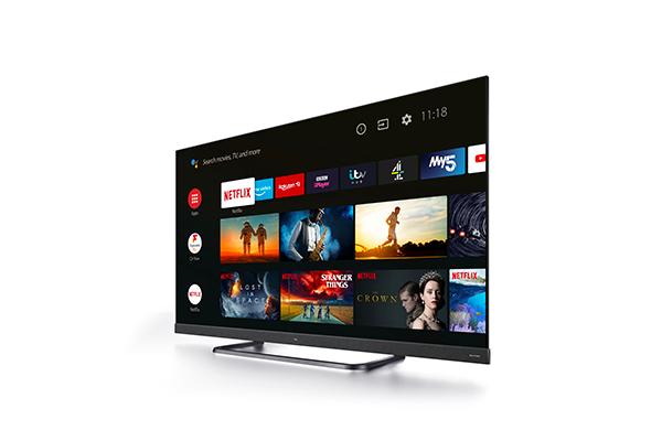 "TV 65"" TCL 65EC780 - 4K UHD, HDR10+, Dolby Vision & Atmos, Android TV (via ODR de 200 € + jusqu'à 172.40 € en SuperPoints)"