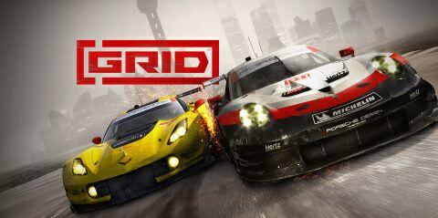 GRID sur PC (Dématérialisé - Steam)