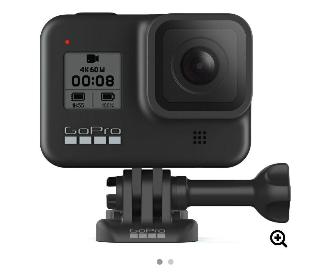 Caméra sportive GoPro Hero 8 Black Edition