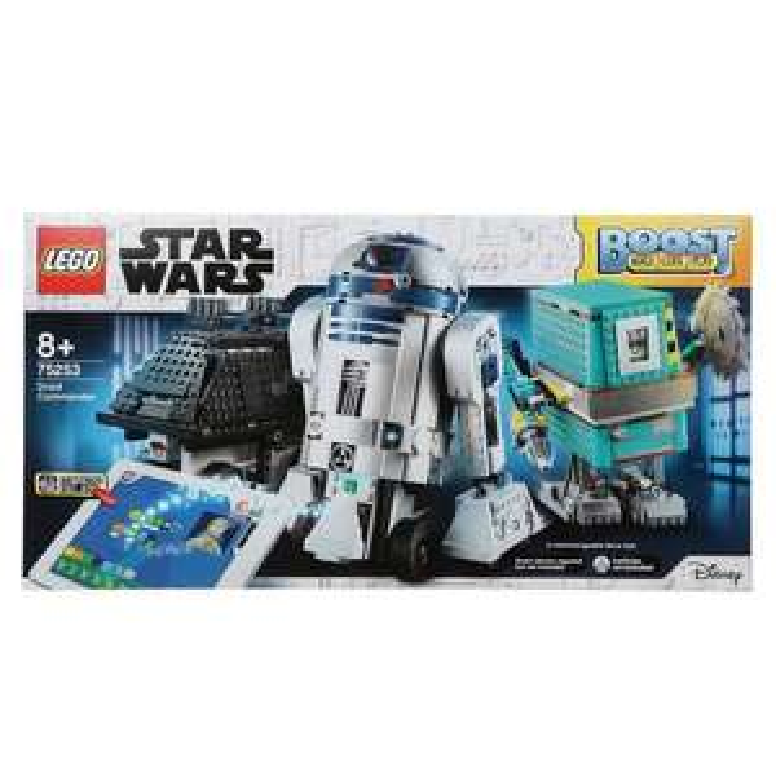 LEGO Star Wars Boost 75253 - Commandant des Droïdes