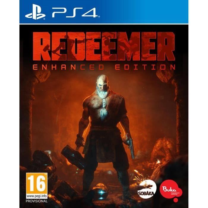 Redeemer - Enhanced Edition sur PS4