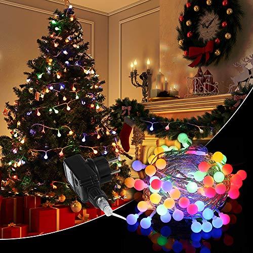 Guirlande lumineuse LED Noël - 10m (Vendeur Tiers)