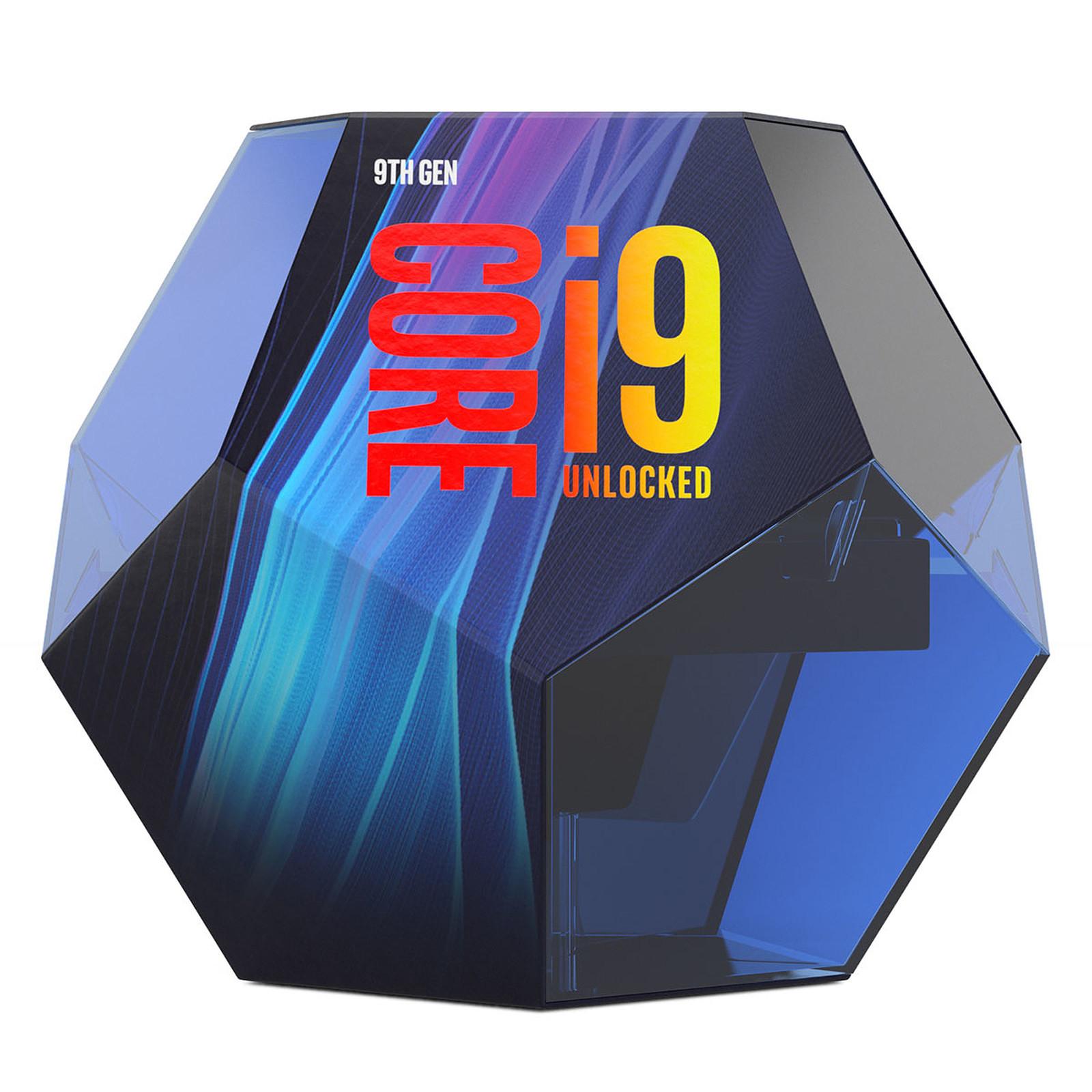 Processeur Intel Core i9 9900KS (4,0/5,0 GHz)