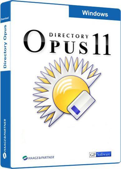 -50% sur les logiciels Directory Opus sur PC
