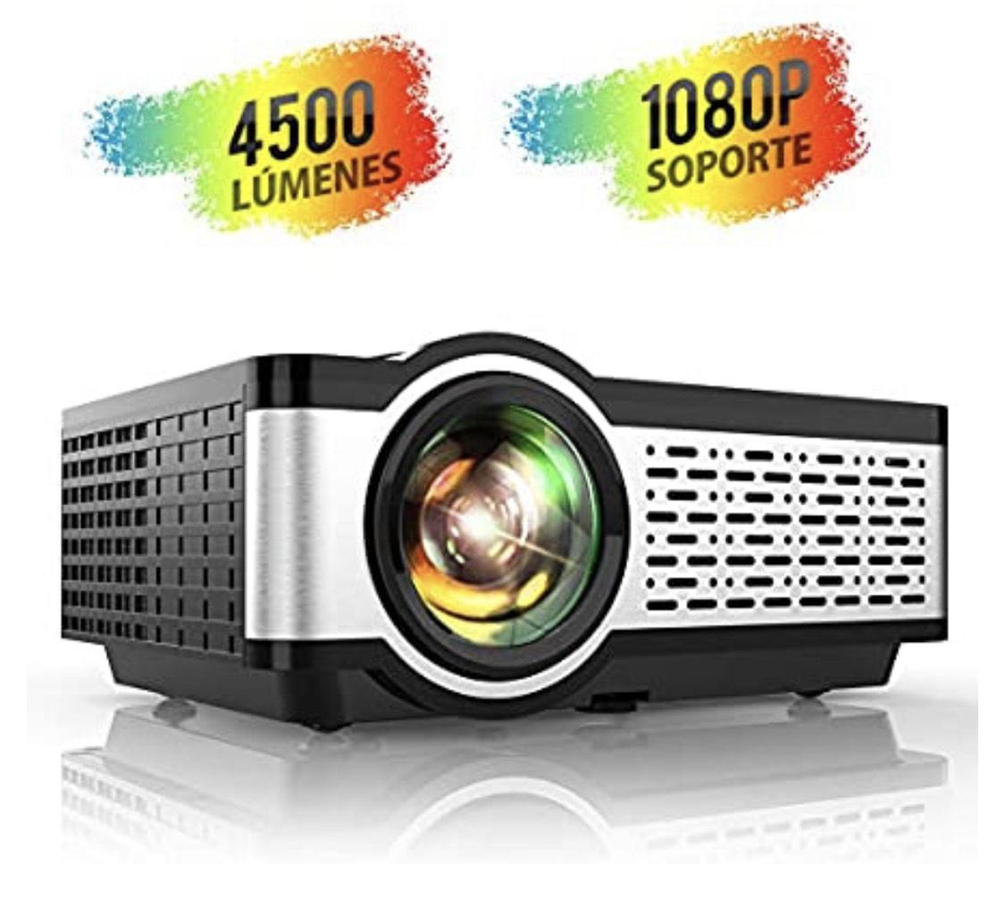 Vidéoprojecteur portable Toptro TR20 - 720p, 4500 lumens (Vendeur Tiers)
