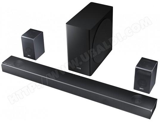 Barre de son Samsung Harman Kardon HW-Q90R - Dolby Atmos 7.1.4 (via ODR 200€)