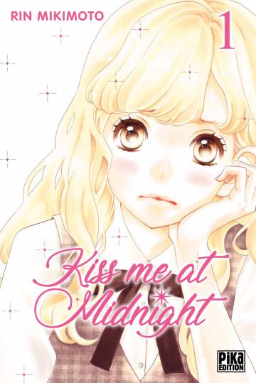 Manga numérique Kiss me at Midnight - Tome 1 gratuit (Dématérialisé)