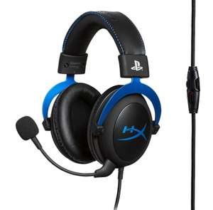 Casque gaming HyperX Cloud pour PS4