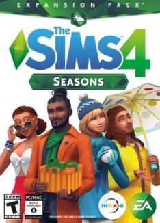 Les Sims 4 - Extension Saisons (Dématérialisé - Origin)