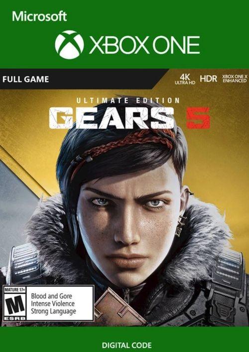 Gears 5 Ultimate Edition sur Xbox One et PC (Dématérialisé)