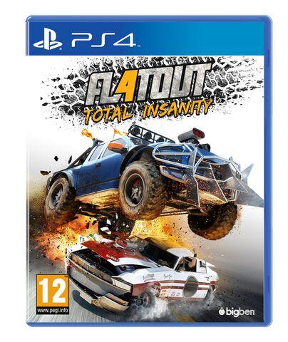 Sélection de jeux PS4 en promotion - Ex: FlatOut 4 : Total Insanity