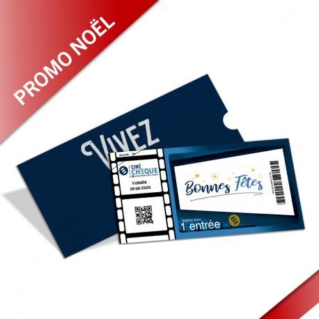 Pochette de 4 places de cinéma Les CinéChèques (boutique-cinecheque.fr)