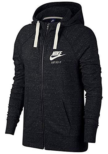 Sweat à Capuche Femme Nike Sportswear Gym Vintage Hoodie Fz