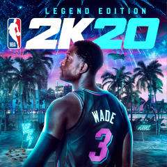 NBA 2K20 Édition Légende sur PS4