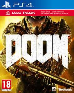 Doom UAC Pack sur Xbox One ou PS4
