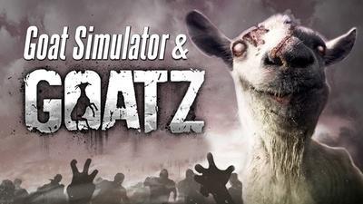 Jeu Goat Simulator sur PC + DLC GoatZ (Dématérialisé - Steam)