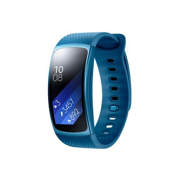 Montre Connectée Samsung Gear Fit 2 - Taille L (Dépackagée, Testée & Approuvée)