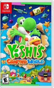 Yoshi's : Crafted World sur Nintendo Switch